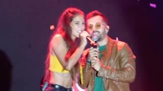 AMANTES - Greeicy ft. Mike Bahía (En Vivo) Lima - Perú 18.02.18 thumbnail