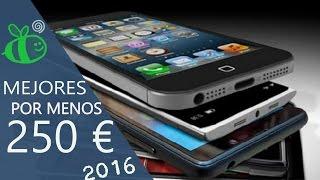 TELÉFONOS BUENOS Y BARATOS POR MENOS DE 250€ | FRAN M
