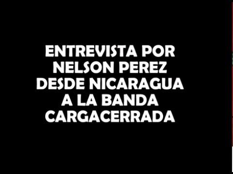 ENTREVISTA A CARGACERRADA POR NELSON PEREZ PARA ROCK ESTATAL