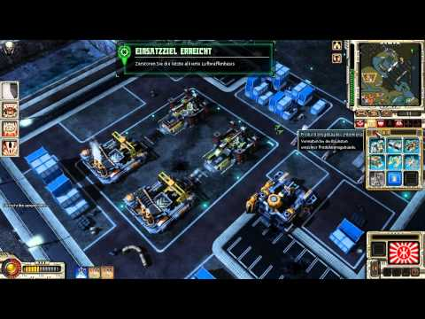 Let's Play Together C&C Red Alert 3 - Japan Coop Kampagne -