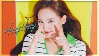 Gambar cover TWICE「HAPPY HAPPY」Lip Sync Ver.