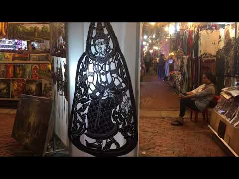 Khmer art on cow skin | preserves Cambodia culture for next generation