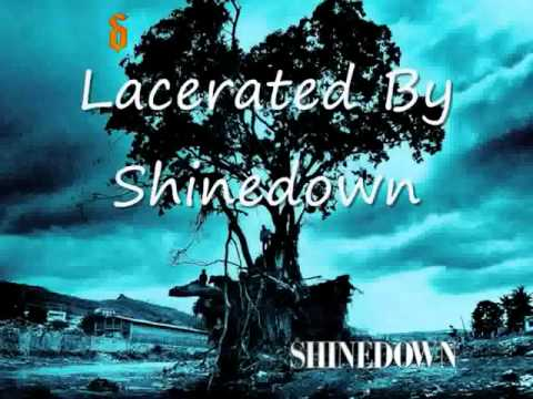 Shinedown Lacerated