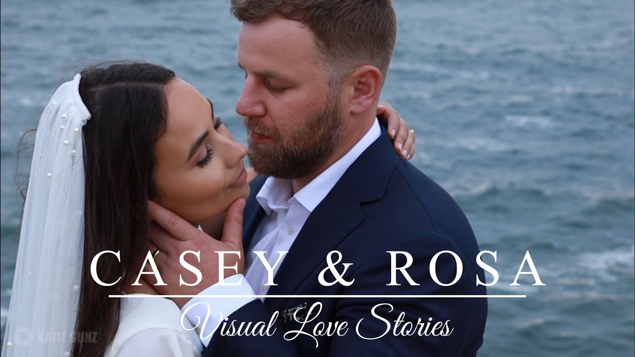CASEY & ROSA I SAN DIEGO WEDDING l Visual Love Stories