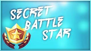 FORTNITE SEASON 5 WEEK 4 SECRET BATTLE STAR!