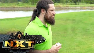 Cameron Grimes hits the links with LA Knight: WWE NXT, July 27, 2021