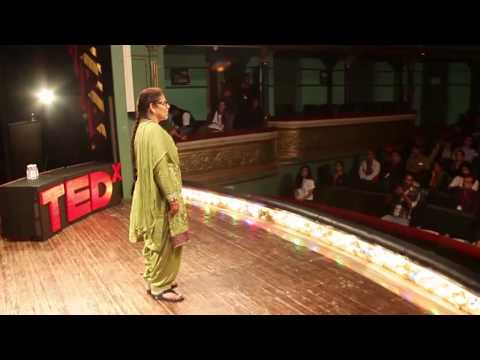 Mainstreaming the differently-abled: Kanta Sharma at TEDxCartRoad