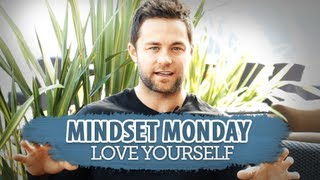 Love Yourself Like Your Life Depends On It - Mindset Monday