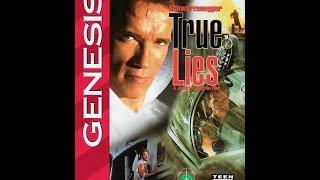 True Lies Прохождение (Sega Rus)