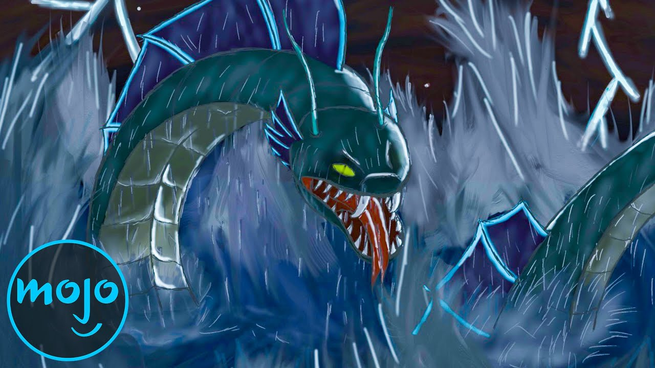 Download Top 10 Most Legendary Sea Monsters