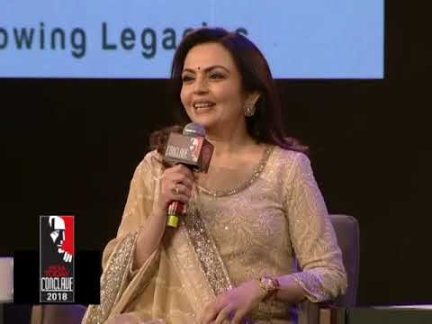 Would Love To Create A Women's IPL Team In The Near Future, Says Nita Ambani | #LetsConclave 2018