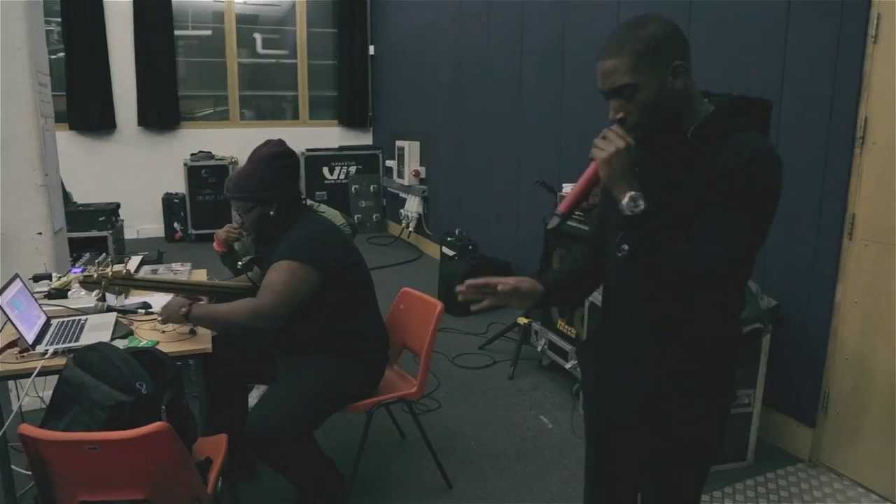 Download Tinie Tempah - Demonstration Tour Rehearsals