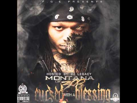 Montana of 300 -Air Jordan (Cursed With A Blessing)