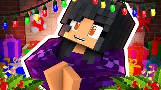 Aphmau and Aaron's First Christmas | MyStreet Holiday Special! [Ep.1 Minecraft Roleplay]