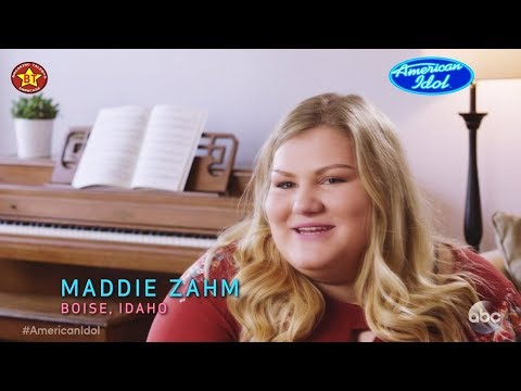 MADDIE ZAHM diagnosed with PCOS – Follow Her Journey on American Idol 2018 on ABC