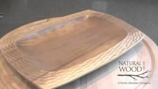 Mango Wood Serving Platter