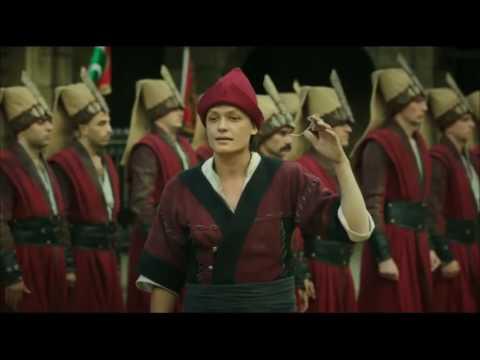 Бой на саблях Ахмеда и Искендера