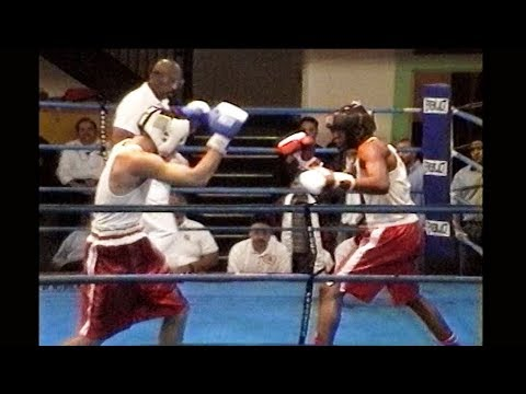 Jamelle Hamilton / Julio Orozco : New York Metro Boxing 1997 : 147 lb. open
