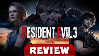Resident Evil 3 REVIEW (Video Game Video Review)