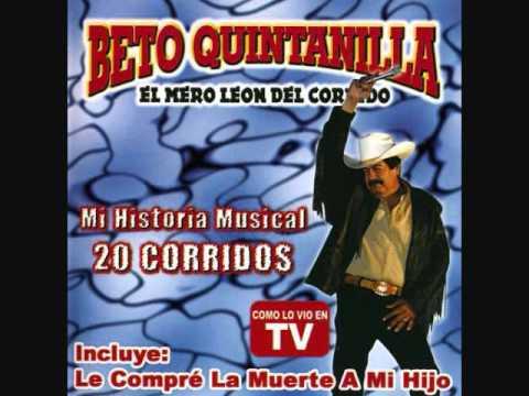 Arturo Garza Trevinio/Kilometro 1160 - Beto Quintanilla - Mi Historia Musical