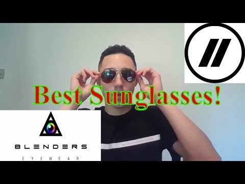 Blenders Eyewear Review Summer 2016 - Best Sunglasses on the Market