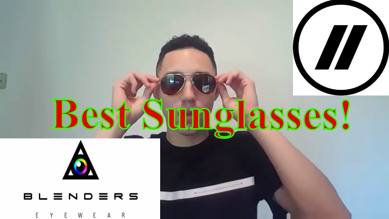 2f2501dad26 Blenders Eyewear Review Summer 2016 - Best Sunglasses on the Market -  YouTube