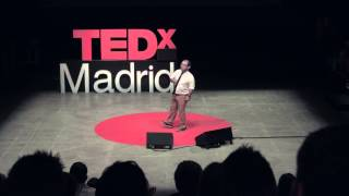 Supercomputers -- the giant's shoulders | Mariano Vazquez | TEDxMadrid