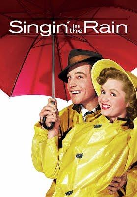 singing in the rain gene kelly