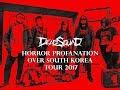Gambar cover DeadSquad South Korea Tour 2017 - Horror Profanation Over South Korea