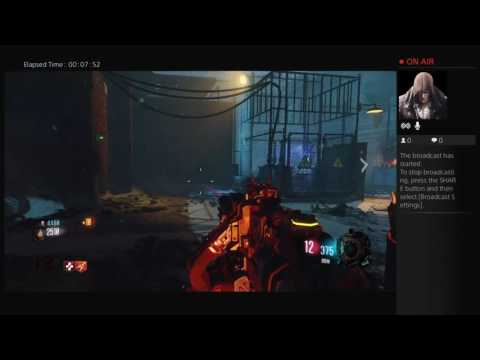 Bo3 zombies the giant high round attempt with Phoenix