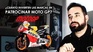 Moto GP ¿Cuánto invierten las Marcas en Patrocinar Moto GP?