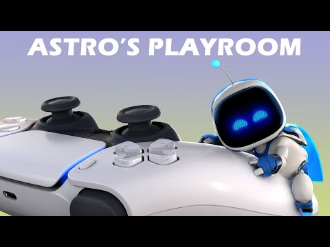 ASTRO'S PLAYROOM – Lettre d'amour à l'univers PlayStation