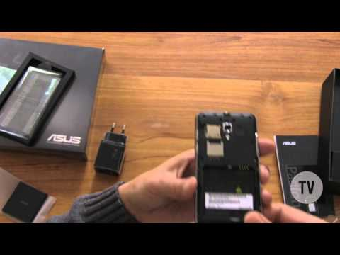 Unboxing - ASUS PadFone 2-in-1 Set
