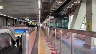 千葉都市モノレール1000形千葉発車