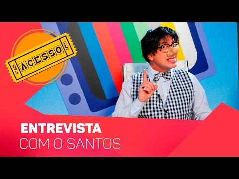 Acesso entrevista Santos (Programa do Ratinho) - TV SOROCABA/SBT