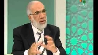 صفوة الصفوة - موسى والعبد الصالح 37 - د.عمر عبد الكافي