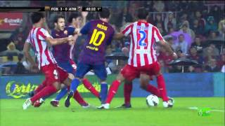 FC Barcelona 5-0 Atlético Madrid - Highlights 24/09/2011.mp4(by skroumas., 2011-09-25T16:03:01.000Z)