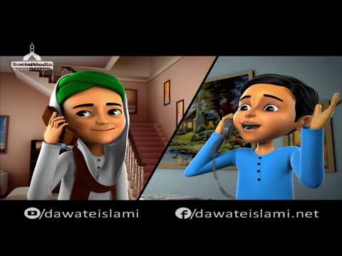 Islamic Cartoon for Kids | Ghulam Rasool and Faizan | 3D Animation Video | All Events