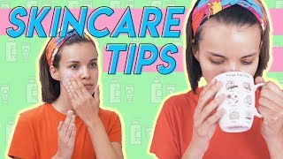 5 Skincare Tips to Try Right Now! | Ingrid Nilsen
