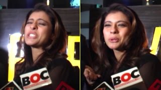 Kajol's Most EMBARRASSING Moments in front of the Media