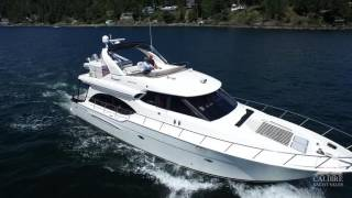 2007 59ft Meridian 580 Pilothouse