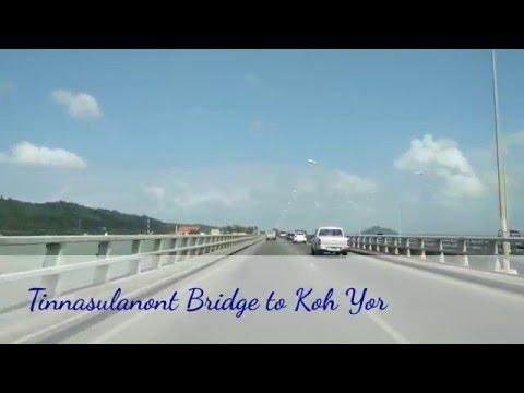 Koh Yor and Khao Tang Kuan