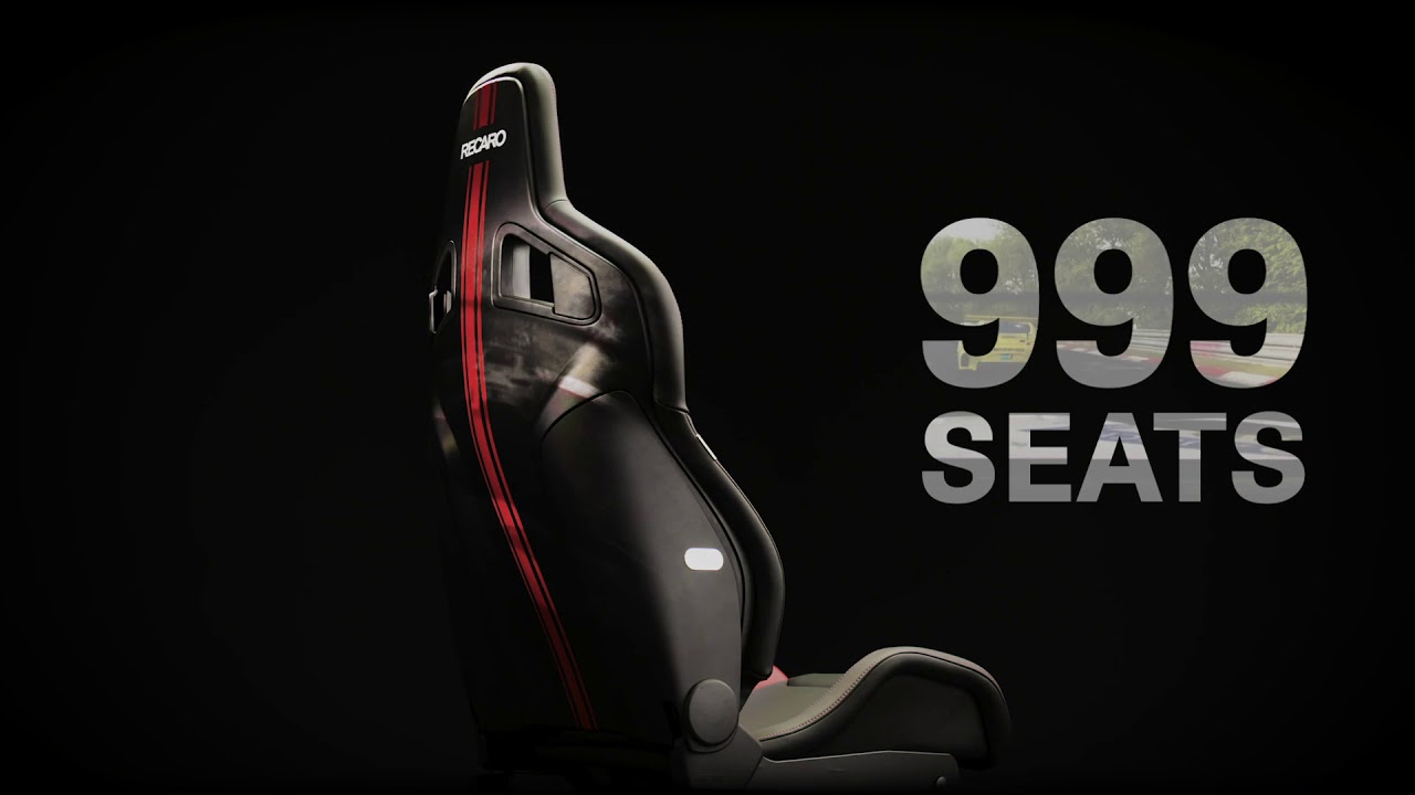 Recaro Sportster Cs Nurburgring Limited Edition Youtube