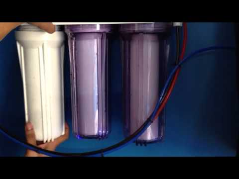 How To: Replace RO/DI Cartridge (Max Water Flow)