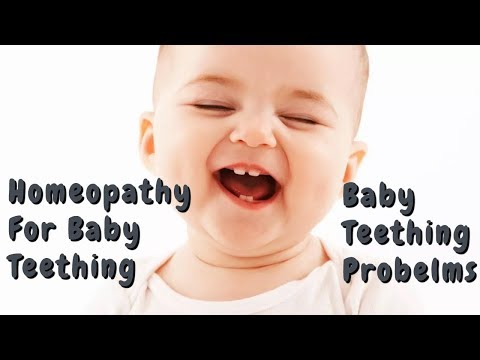 [Urdu] Best Homeopathic Teething Medicine for Babies | Baby Teething Remedies