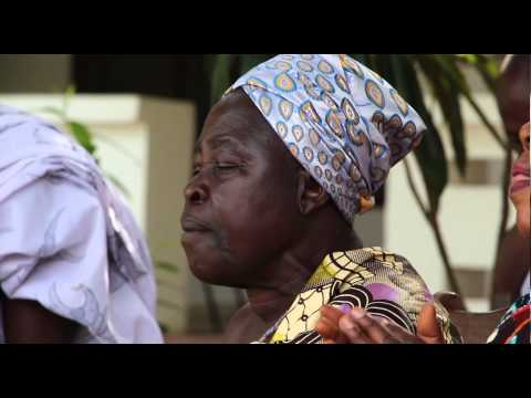 Sample video of Ghanaian traditional music