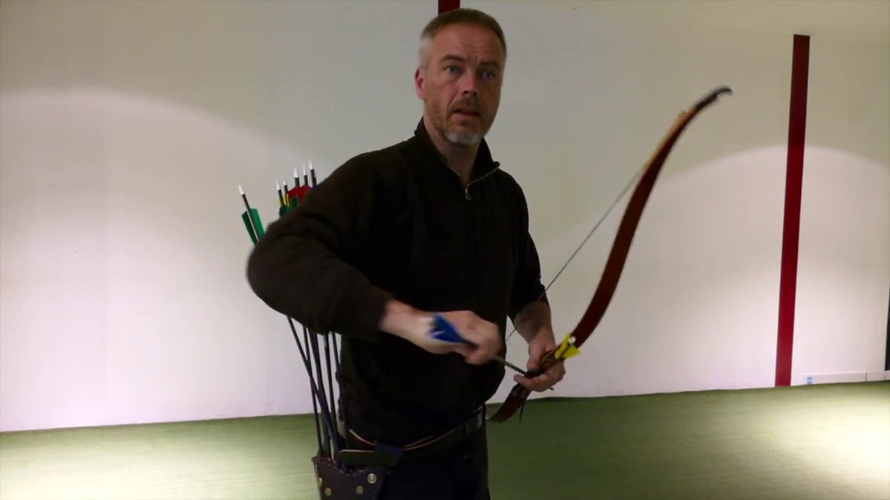 Archery Review Korean Style Quiver By Ali Bow At Malta Archery Youtube