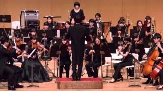 Students Orchestra Tokyo Japan ...November 3, 2015 【 S科オーケスト...