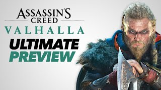 Assassin's Creed Valhalla Gameplay - The Ultimate Preview