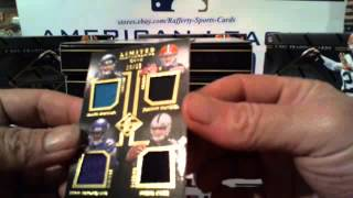 2014 Panini Limited 7 Box Bonus Break #2 Live Break